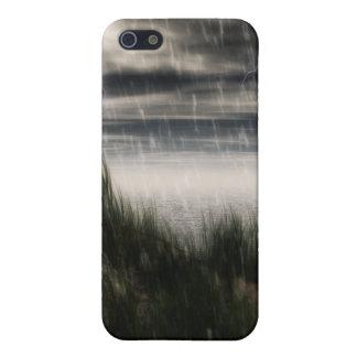 暗い嵐の箱 iPhone 5 ケース