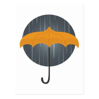暗い嵐 ポストカード
