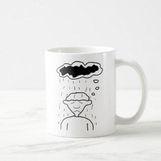 暗い思考 コーヒーマグカップ