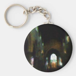 暗い教会 キーホルダー