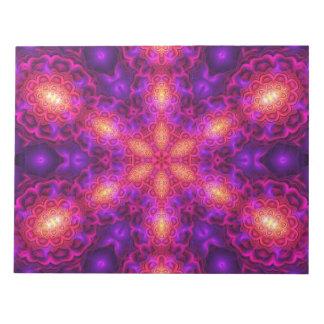 暗い星の曼荼羅 ノートパッド