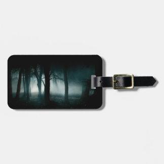 暗い森林 ラゲッジタグ