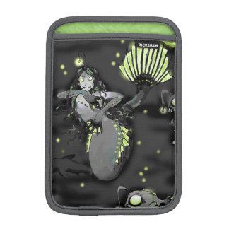暗い深さの深海の人魚のiPad Miniの袖 iPad Miniスリーブ