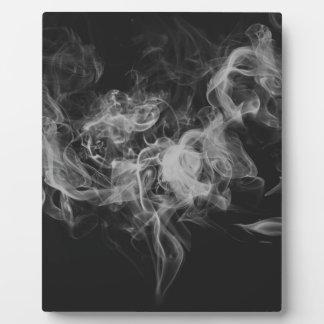 暗い煙 フォトプラーク