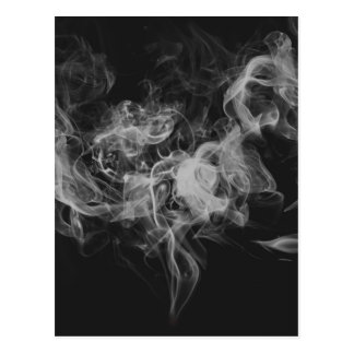 暗い煙 ポストカード