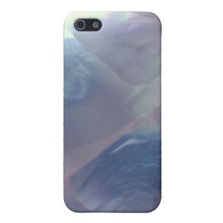暗い真珠色のパターンiPhoneの箱 iPhone 5 Case