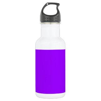 暗い紫色 ウォーターボトル