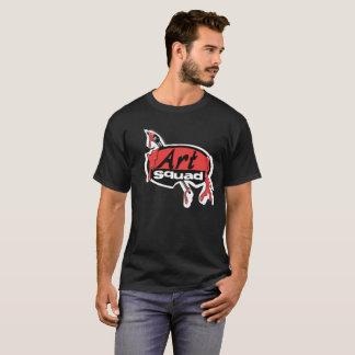暗い芸術の分隊のワイシャツ Tシャツ