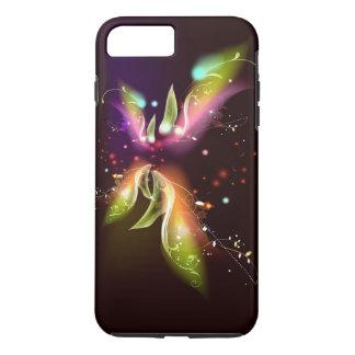 暗い蝶 iPhone 8 PLUS/7 PLUSケース