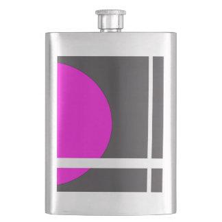 暗い赤紫色 フラスク