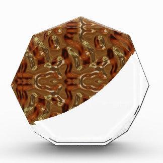暗い陰の輝きの水晶: 低価格挨拶 表彰盾