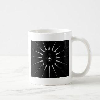 暗い頂上 コーヒーマグカップ
