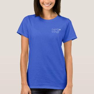 暗い53asterisk (別名性記号)女性 tシャツ