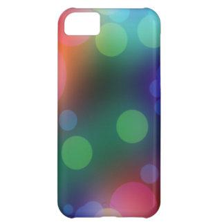 暗い《写真》ぼけ味ライトiPhone 5の箱 iPhone5Cケース