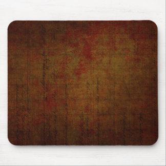 暗く汚い絵画の背景 マウスパッド