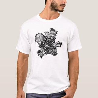 暗く鋭い花 Tシャツ