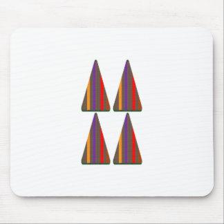 暗号: ピラミッドの三角形の芸術: 低価格のギフト マウスパッド