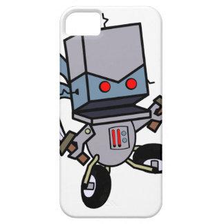 """暗殺者のロボット""""電話馬蝿の幼虫"""" iPhone SE/5/5s ケース"""