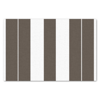 暗灰色そして白くストライプのな10lbティッシュペーパー 薄葉紙