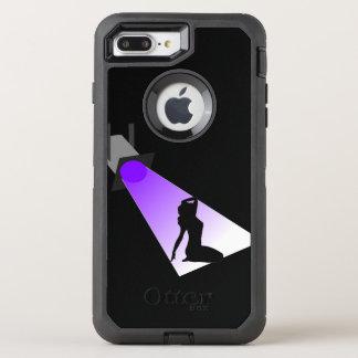 暗闇では、オッターボックスの場合 オッターボックスディフェンダーiPhone 8 PLUS/7 PLUSケース