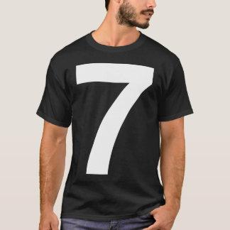 暗闇のためのHelvetica 7 Tシャツ