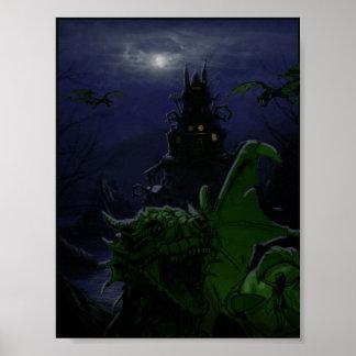 暗闇のドラゴン ポスター