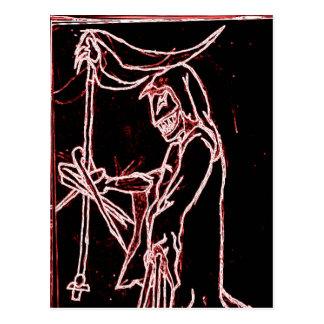 暗闇の主 ポストカード