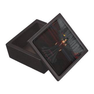 暗闇の天使の記念品箱 ギフトボックス