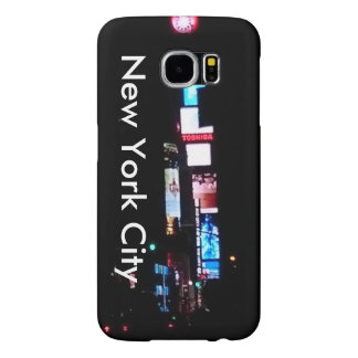 暗闇の後のニューヨークシティ SAMSUNG GALAXY S6 ケース