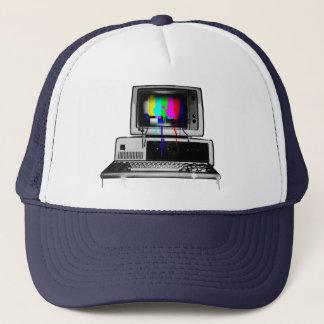 暗闇は6人のトラック運転手の帽子を設計します キャップ