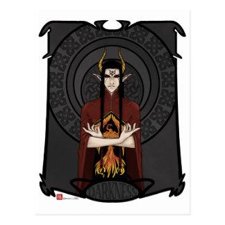 暗闇 ポストカード
