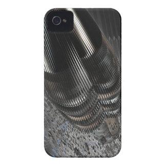 暗闇-ポートレートの打撃 Case-Mate iPhone 4 ケース