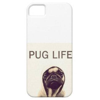 暗黒面によるパグの生命電話箱 iPhone SE/5/5s ケース