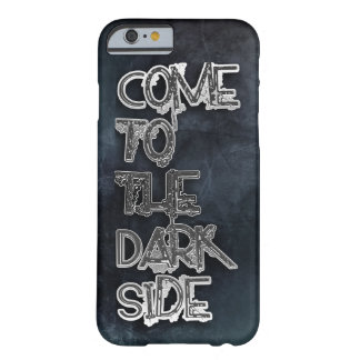 暗黒面に来られる BARELY THERE iPhone 6 ケース