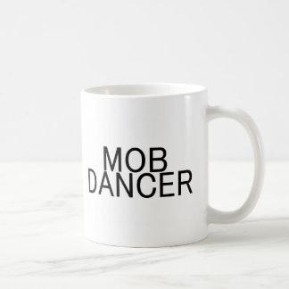 暴徒のダンサーのフラッシュの暴徒 コーヒーマグカップ