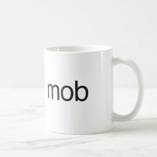 暴徒 コーヒーマグカップ