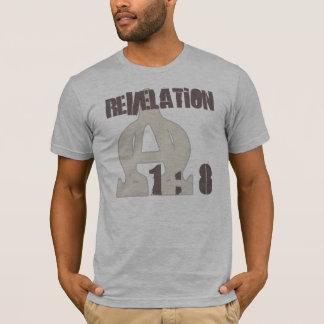 暴露の1:8 Tシャツ