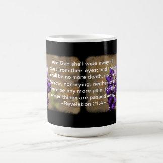 暴露の21:4 コーヒーマグカップ