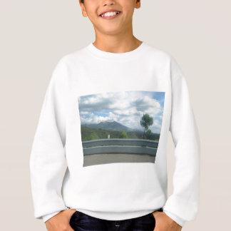 曇った日 スウェットシャツ