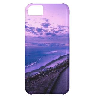 曇った iPhone5Cケース