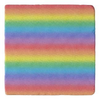 曇らされた虹Trivet トリベット
