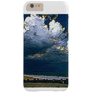 曇り空の電話箱 BARELY THERE iPhone 6 PLUS ケース