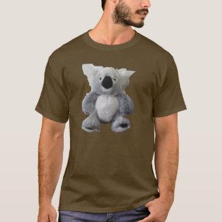 曖昧なコアラのワイシャツ Tシャツ