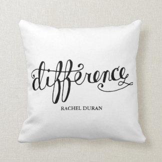 書道の相違の枕 クッション
