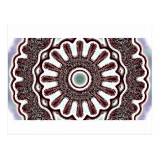 曼荼羅の狂気 ポストカード