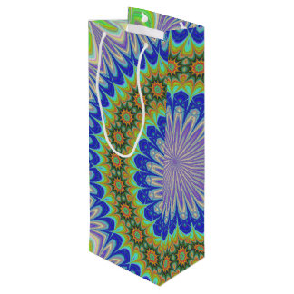 曼荼羅の花 ワインギフトバッグ