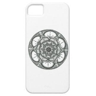 曼荼羅の電話箱 iPhone SE/5/5s ケース