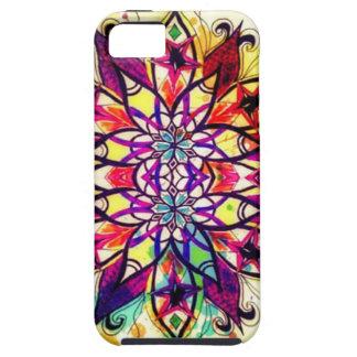 曼荼羅の魔法 iPhone SE/5/5s ケース