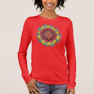 曼荼羅のTシャツ Tシャツ