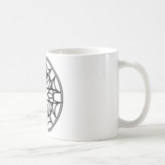 曼荼羅11のdreamcatcher コーヒーマグカップ